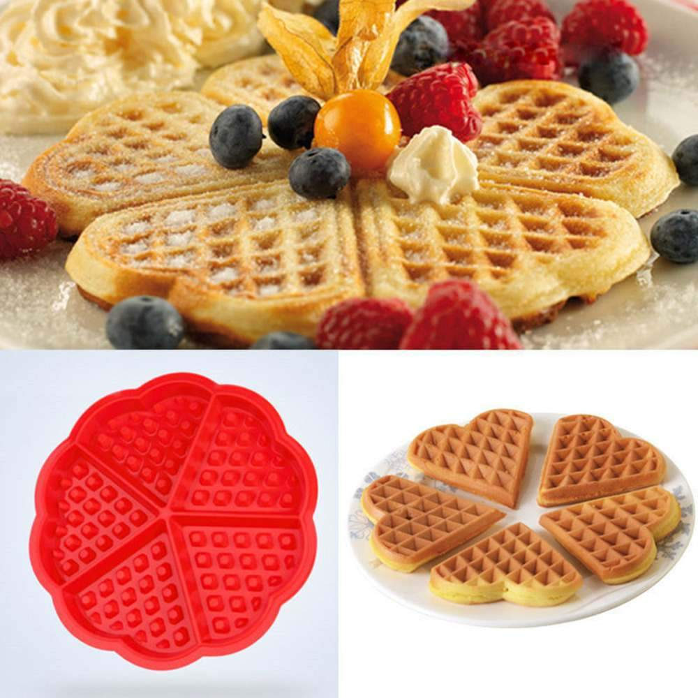 Waffles Cake Chocolate Mould