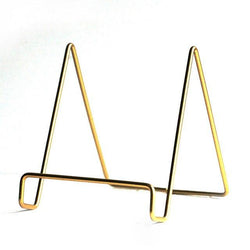Gold Steel Holder