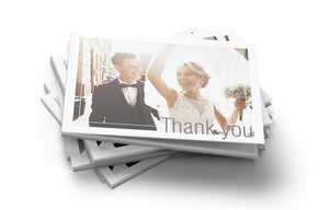 Thank you books - An alternative to the classic thank you cards