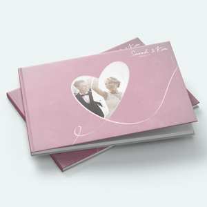 Wedbox Photo Books