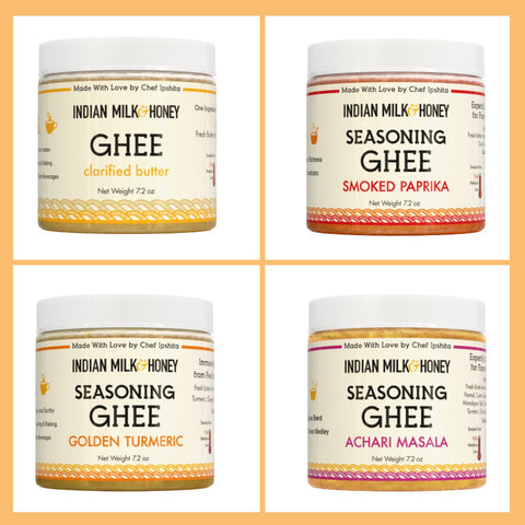 COOK WITH GHEE