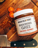 Smoked Paprika Seasoning Ghee, NON-GMO, 7.2 Ounce (1 Pack)