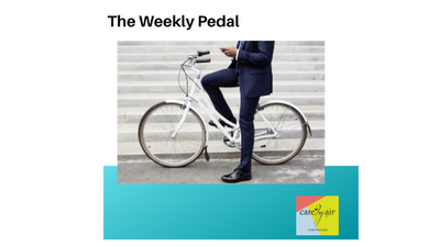 Change The Daily Grind to The Weekly Pedal