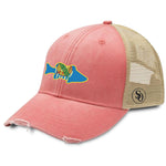 Fish State Oklahoma Women's Hat
