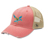 Duck State Oklahoma Women's Hat
