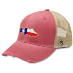 Fish State Texas Women's Hat