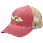 Fish State California Women's Hat