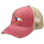 Duck State Georgia Women's Hat