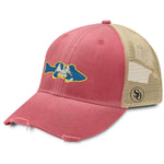 Fish State Louisiana Women's Hat