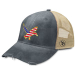 Duck Flag USA Women's Hat
