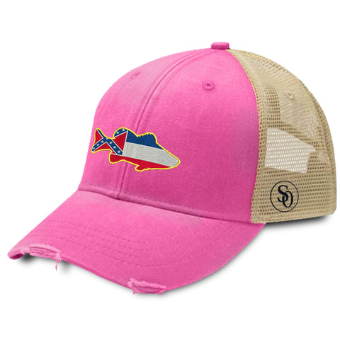 Fish State Mississippi Women's Hat