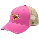Duck State Maryland Women's Hat