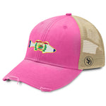 Fish State West Virginia Women's Hat