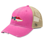 Fish State North Carolina Women's Hat