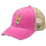 Deer State West Virginia Women's Hat