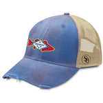 Fish State Arkansas Women's Hat