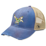 Duck State West Virginia Women's Hat