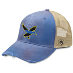 Duck Flag Blue Line Women's Hat