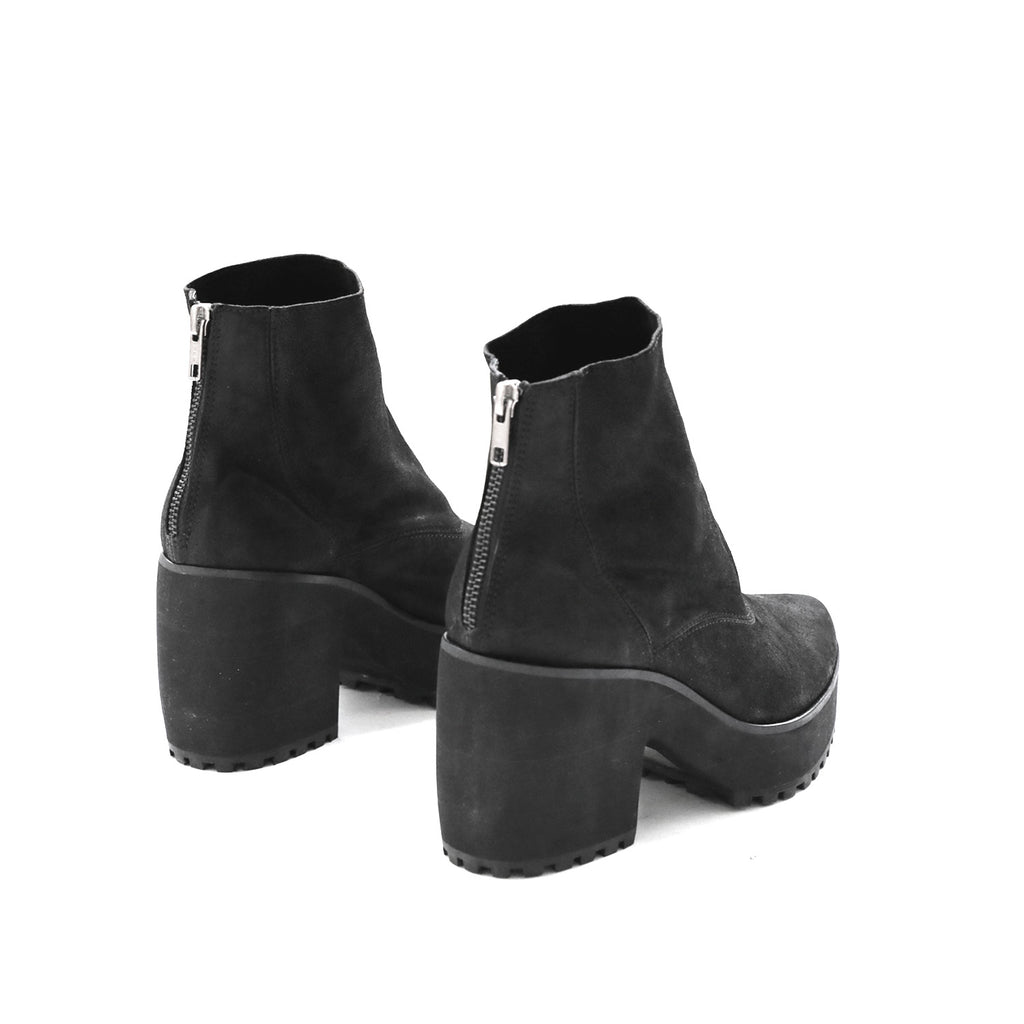 SIZE 37 - THE DOOR BLACK MICRO PLATFORM