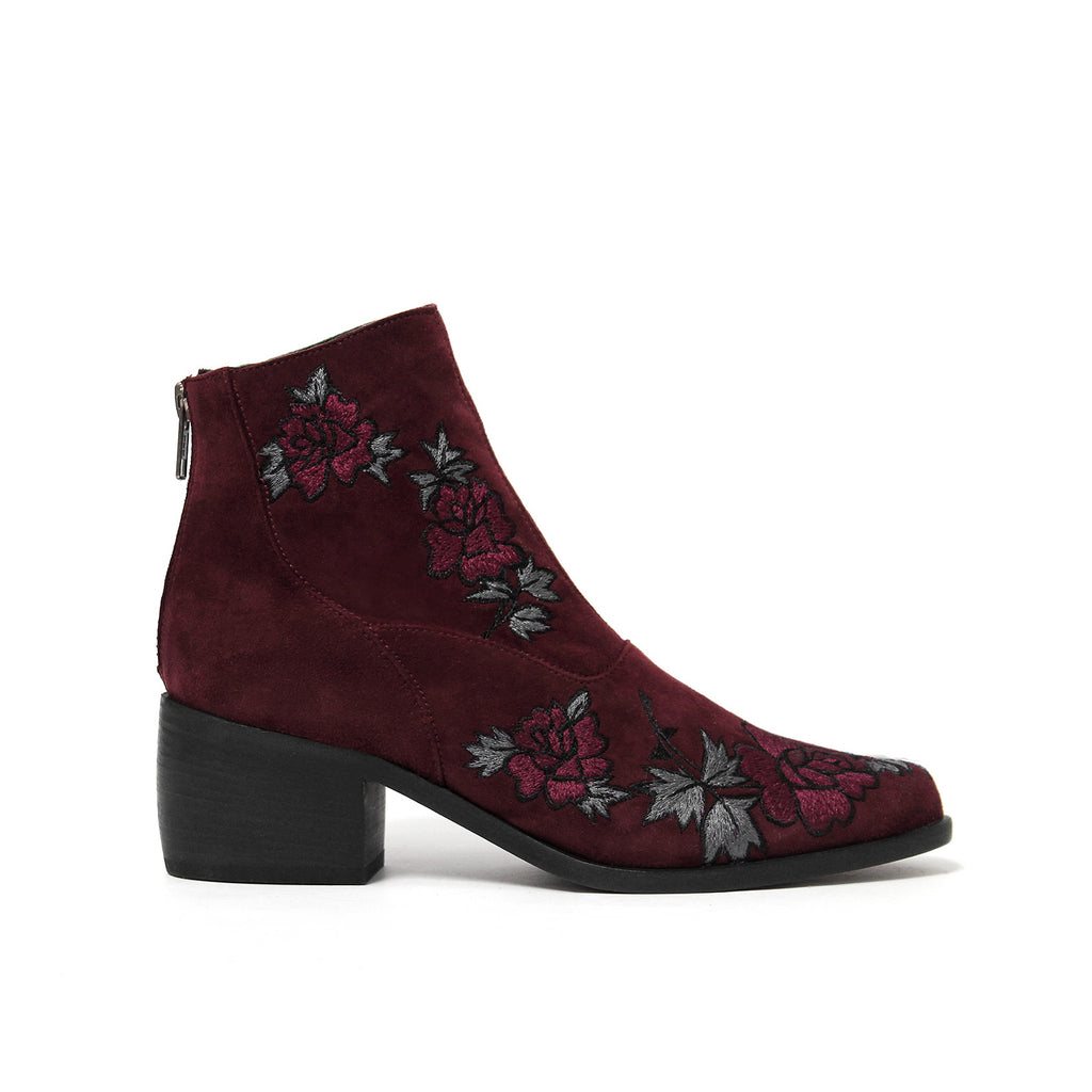 SIZE 38 - THE DOOR DAHLIA EMBROIDERY