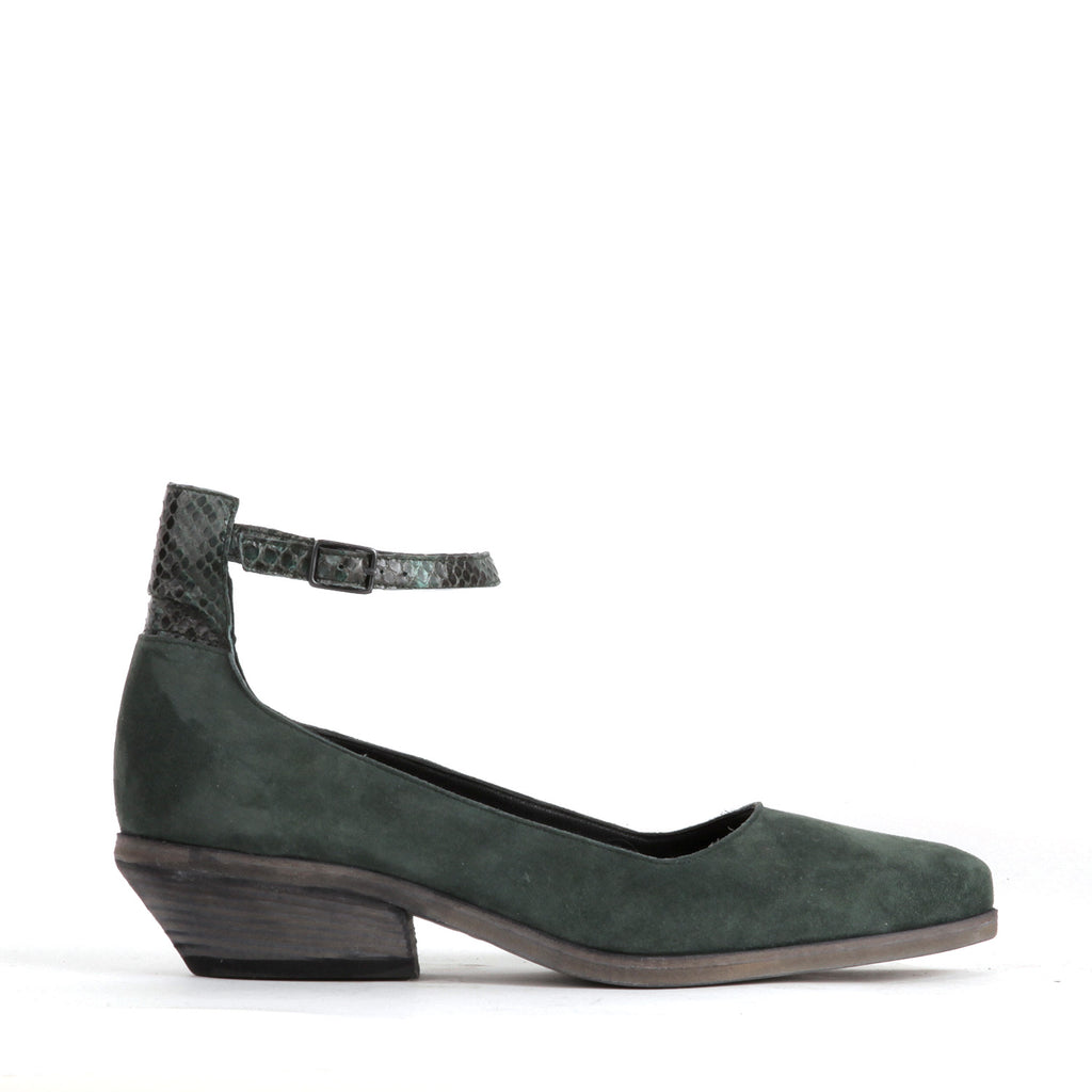 SIZE 37 - THE SILENT EMERALD