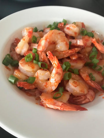 Garlic Chilli Prawn