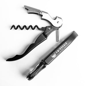 Corkbeard Corkscrew / Bottle Opener