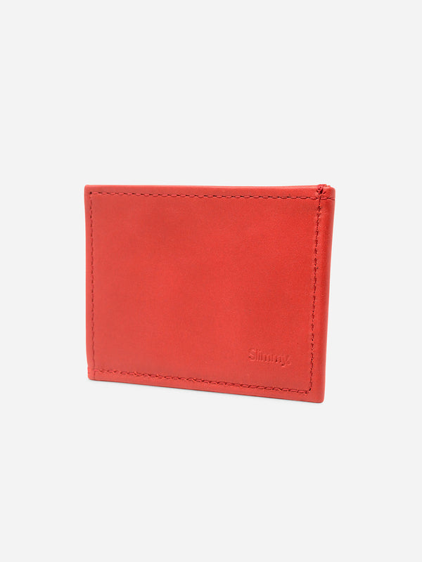 OG 3-Pocket Wallet (73mm) - Core Red