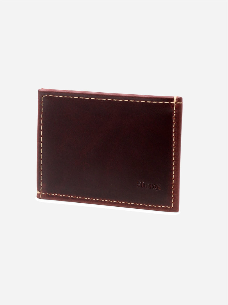 OG 3-Pocket Wallet (73mm) - Oil Tan