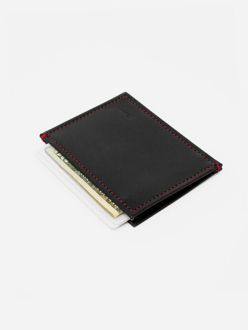 OG 3-Pocket Wallet (73mm) - BRED