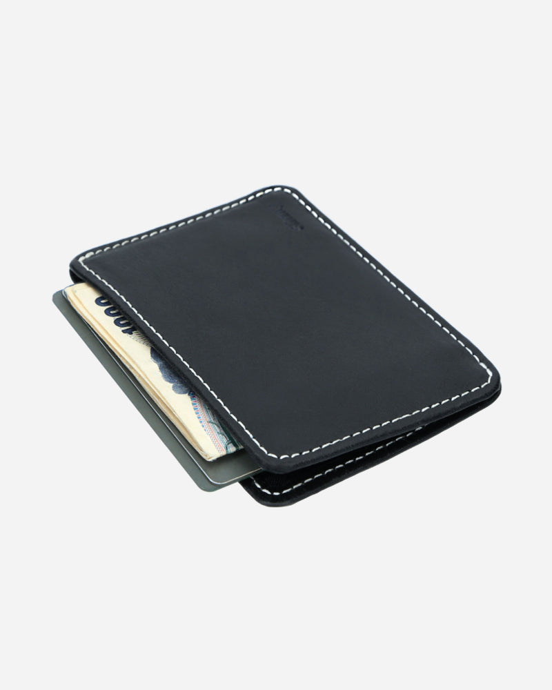 R1S2 1-Pocket Wallet (83mm) - Black