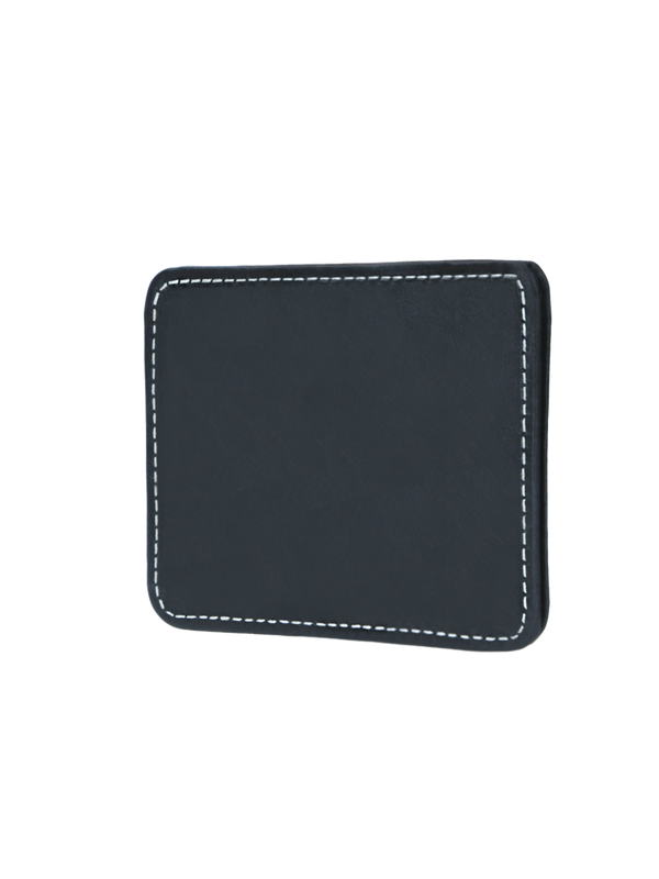 R1S2 International 1-Pocket Wallet (83mm) - Black