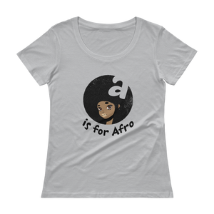 Ladies Afro T-Shirt