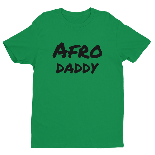 Afro daddy Short Sleeve T-shirt