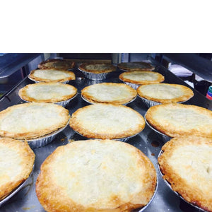 Chicken Pot Pies (1/2 Dozen | Frozen)