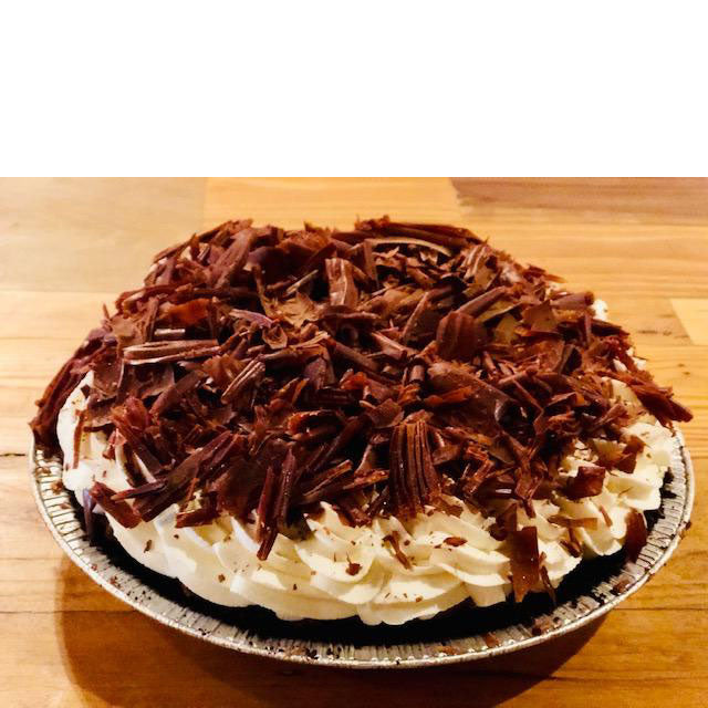 Jack Daniel's Chocolate Mousse Pie (11