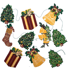 Traditional Christmas Garland