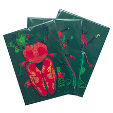 Trio of Insect Cards