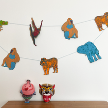 Jungle Animal Garland