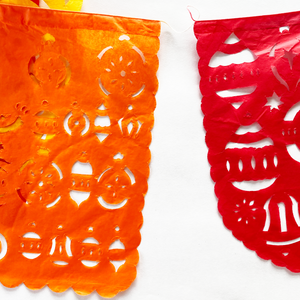Bauble Papel Picado