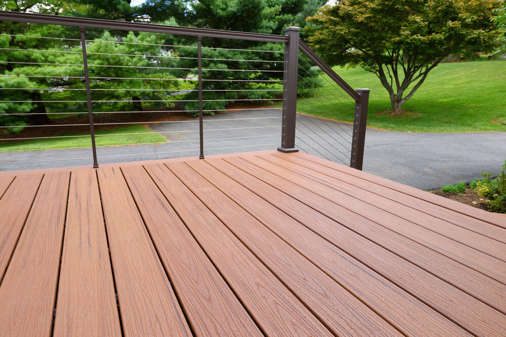 Cleaning A Composite Deck | How To Clean Your Composite Deck