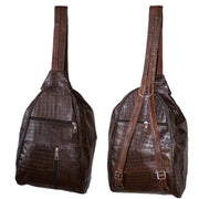 Dazoriginal Hobo Bags Slouch Backpack Handbag - Dazoriginal