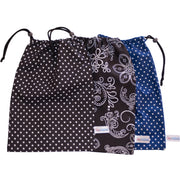 Dazoriginal Small Cotton Drawstring Bag 3 PCS - Dazoriginal