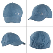 Girls Baseball Caps Cotton - Dazoriginal