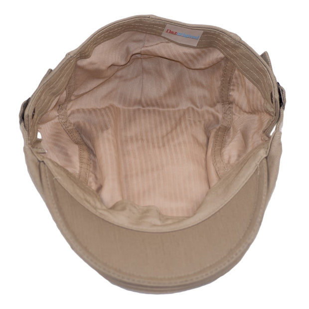 Flat Cap Newsboy Cap Cotton Bakerboy Dai Cap Hunting Hat Peak caps Duckbill 5 Colours - Dazoriginal