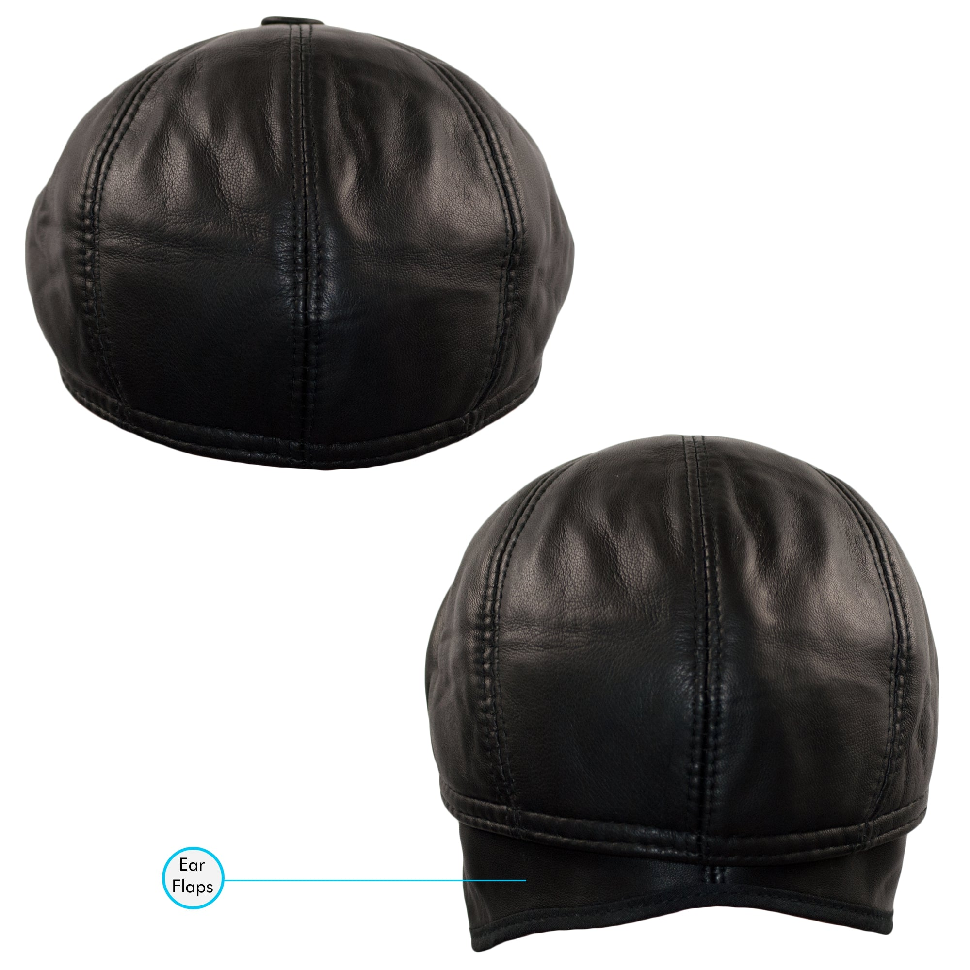 available d78ef 0b416 winter hat ear flap beanie snow skiing black ... 23098400d83