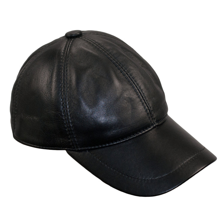 Dazoriginal Leather Baseball Cap - Dazoriginal