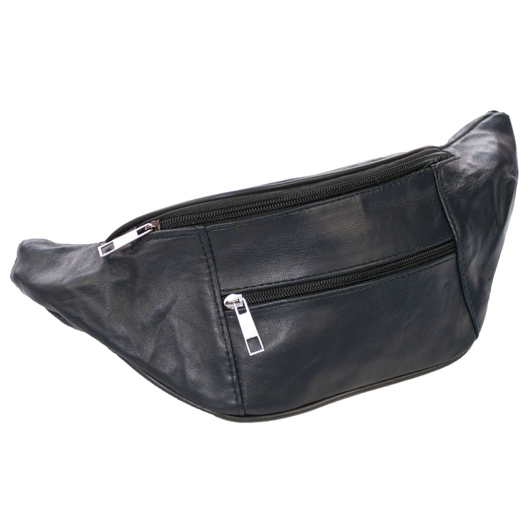 Dazoriginal Belt Bags Unisex Black Waist Bag - Dazoriginal