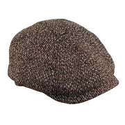 Dazoriginal Newsboy Hats for Men Baker boy Tweed Wool Hat 8 Panel Cap Irish Flat Caps Cashmere - Dazoriginal