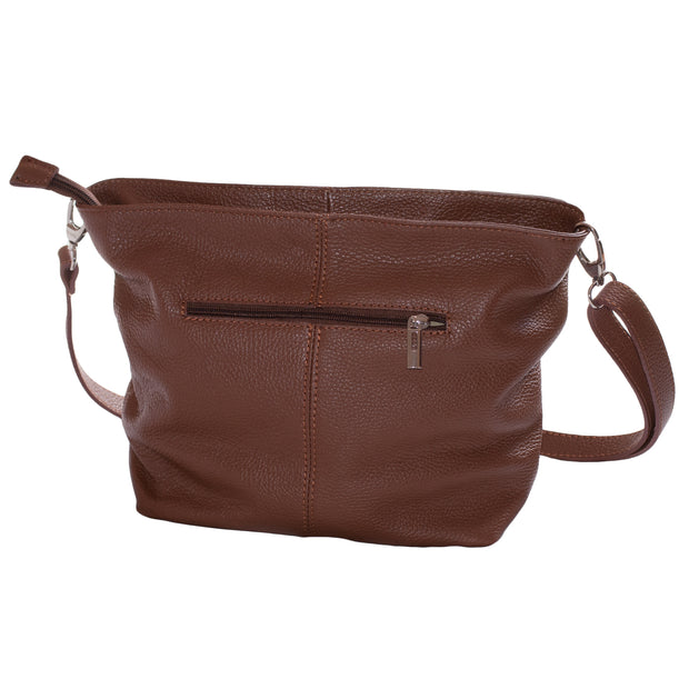 Dazoriginal Leather Womens Messenger Bag - Dazoriginal